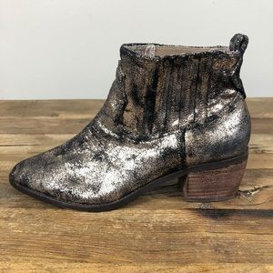Band Of Gypsies Borderline Booties Sz 9